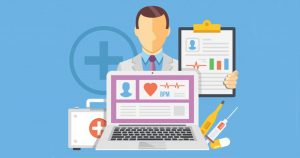 Integrated Patient Portal Electronic Health Records EHR Small Medical Healthcare Practice